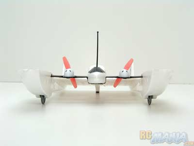 Powered By Two Propellers And Having No Other Actively Moving Parts The Mini Storm Launcher Is Similar In Concept To Aero Ace