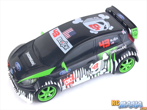 Hot Wheels Rc Ken Block Gymkhana Stunt Car Reviewed