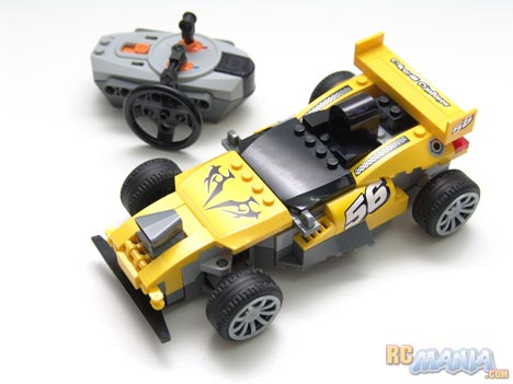lego racers rc track turbo review. Black Bedroom Furniture Sets. Home Design Ideas