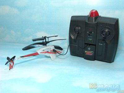 air hogs heli cage manual