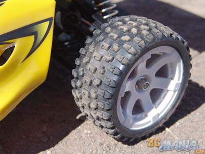 Hot Wheels (Tyco) Flash Fire buggy Review - RC Mania