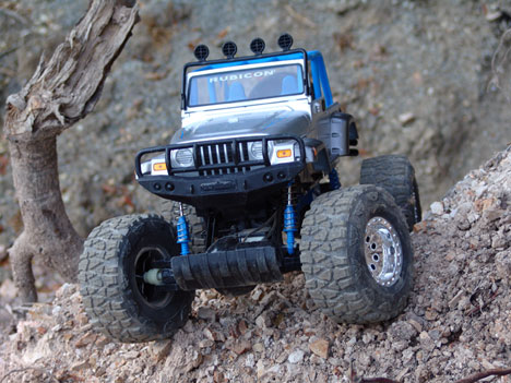 New Bright <b>Jeep Rock Crawler</b>