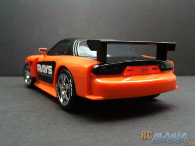 nikko fast furious mazda veilside rx7 drifter review rc mania