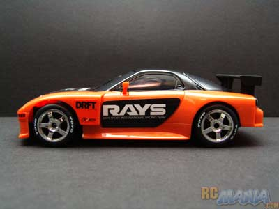 Nikko Fast & Furious Mazda Veilside RX7 drifter Review - RC Mania