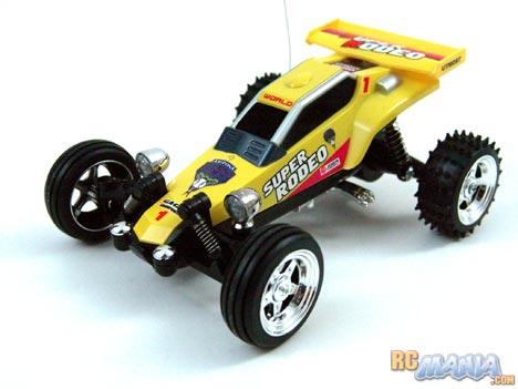 Shen Qi Wei Kart Racing Buggy Review