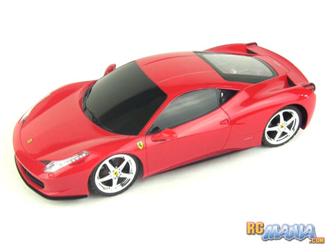 Xq Ferrari 458 Italia 118 Scale Rc Car Reviewed